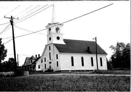 Covenant Church in 1970