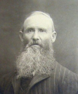 Truls Persson (1837-1927), One of the first fifty-one settlers on July 23, 1870