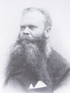 W. W. Thomas Jr, about age 45-50 in Stockholm, Sweden